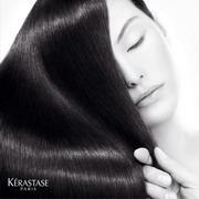 Лечение и уход за волосами Kerastase.